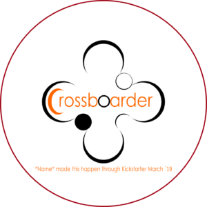 crossboarder at kickstarter